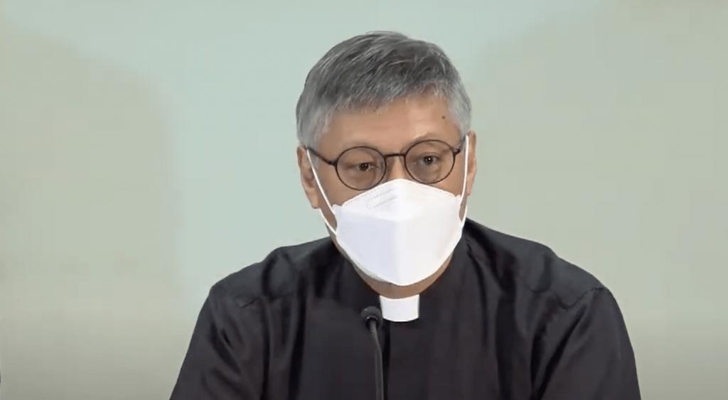 Nouvel évêque de Hong-Kong