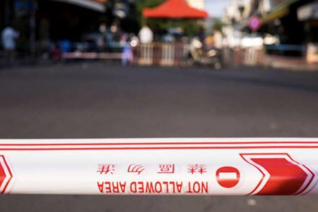 Phnom Penh a fait face à plusieurs confinements pour lutter contre Covid-19